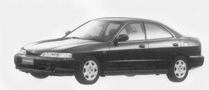 Honda Integra 4DOOR HARD TOP Xi-G 1996 г.