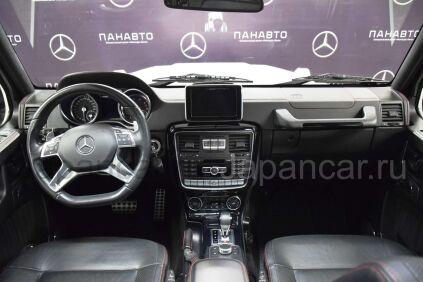 Mercedes-Benz G500 2015 года в Москве