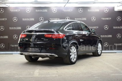 Mercedes-Benz GLE 2016 года в Москве
