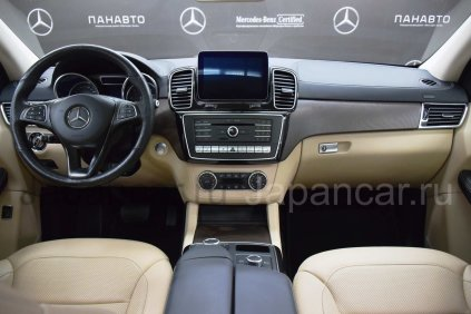 Mercedes-Benz GLE 2017 года в Москве