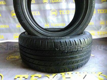 Летниe шины Bridgestone Sneaker 215/50 17 дюймов б/у в Новосибирске