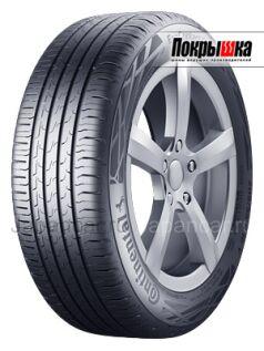 Всесезонные шины Continental Contiecocontact 6 215/55 18 дюймов новые в Москве