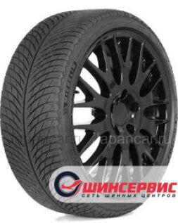 Зимние шины Michelin Pilot alpin 5 suv 225/60 18 дюймов новые в Уфе