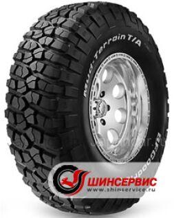 Летниe шины Bfgoodrich Mud-terrain t/a km2 235/85 16 дюймов новые в Краснодаре