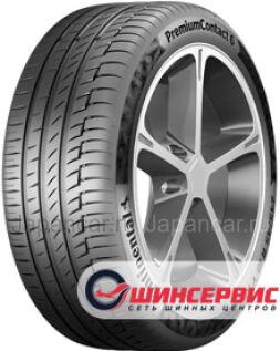 Летниe шины Continental Premiumcontact 6 235/40 18 дюймов новые в Уфе