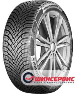 Зимние шины Continental Wintercontact ts 860 195/55 16 дюймов новые в Уфе