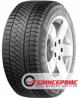 Зимние шины Continental Contivikingcontact 6 suv 265/65 17 дюймов новые в Краснодаре