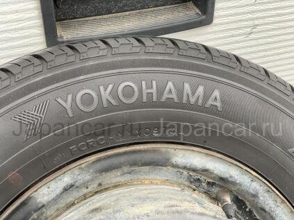 Летниe шины Yokohama Job ry52 155/80 13 дюймов б/у во Владивостоке