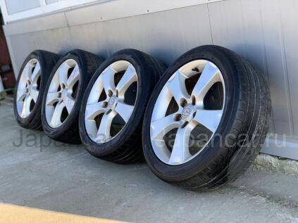 Диски 17 дюймов Mazda ширина 6,5 дюймов вылет 52,5 мм. б/у во Владивостоке