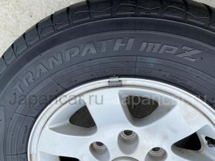 Летниe шины Toyo Tranpath mpz 205/70 15 дюймов б/у во Владивостоке