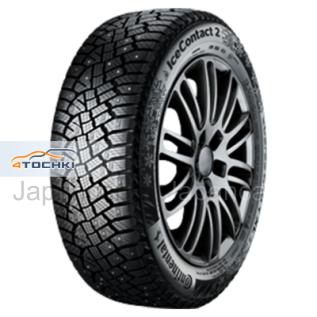 Зимние шины Continental Icecontact 2 suv 265/60 18 дюймов новые в Хабаровске