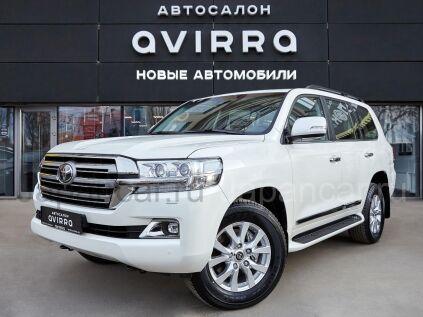 Toyota Land Cruiser 2020 года в Новосибирске