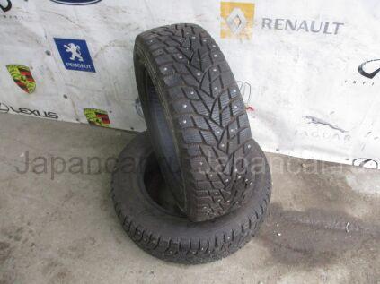 Летниe шины Dunlop Sp winter ice 02 95/65 15 дюймов б/у в Москве