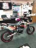 мотоцикл KAWASAKI D-TRACKERX купить по цене 250000 р. во Владивостоке