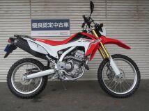 мотоцикл HONDA CRF250L