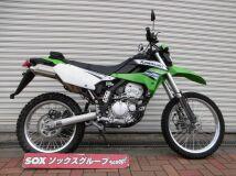 мотоцикл KAWASAKI KLX 250