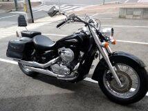 туристический HONDA SHADOW750 купить по цене 275000 р. в Японии