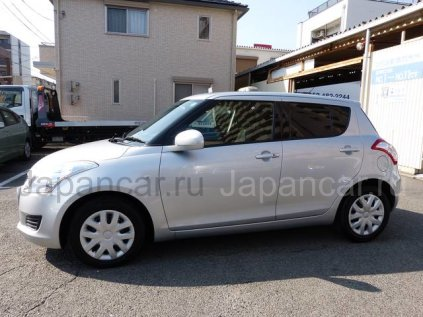 Suzuki Swift 2011 года в Японии