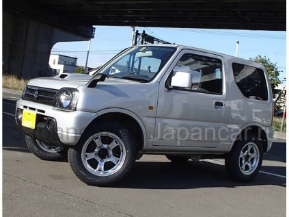 Suzuki Jimny 2011 года в Японии