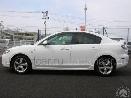 Mazda Axela 2005 года в Японии