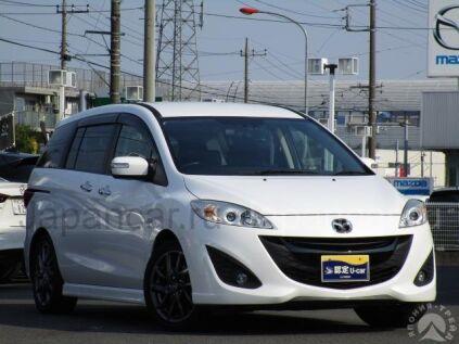 Mazda Premacy 2014 года в Японии