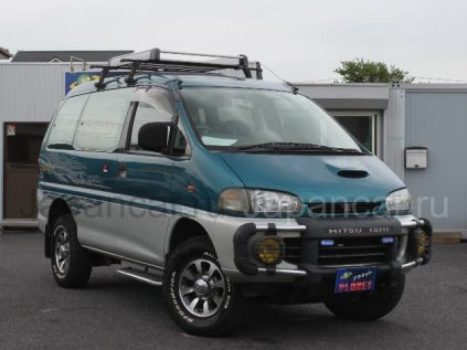 Mitsubishi Delica 1997 года в Японии