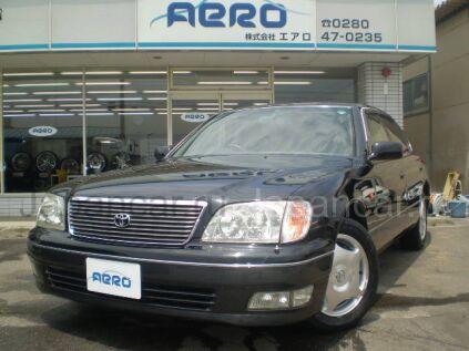 Toyota Celsior 1998 года в Японии
