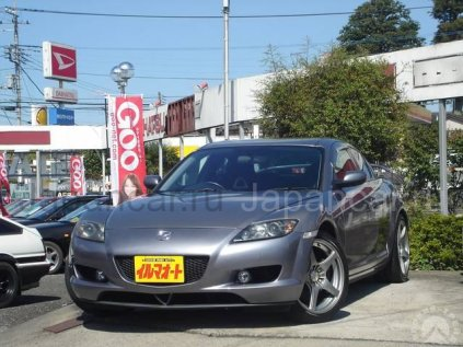 Mazda RX-8 2004 года в Японии