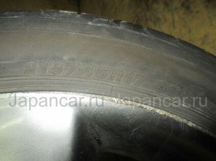 Летниe шины Yokohama Ecos es31 215/45 17 дюймов б/у в Новосибирске