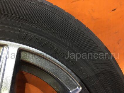 Летниe шины Yokohama Ecos es31 175/70 14 дюймов б/у во Владивостоке