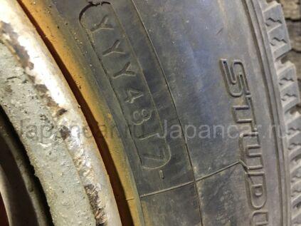 Зимние шины Yokohama Ais guard ig91 195/70 155 дюймов б/у во Владивостоке