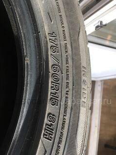Летниe шины Goodyear Eagle exe 175/60 15 дюймов б/у в Москве
