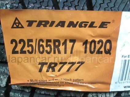 Зимние шины Triangle Tr777 225/65 17 дюймов новые в Новосибирске