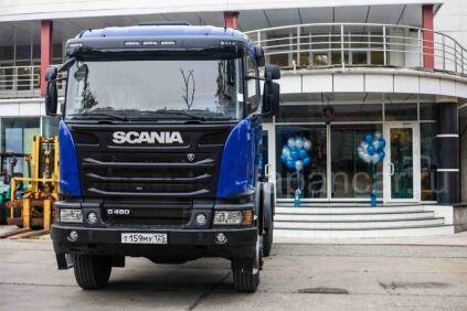 Седельный тягач SCANIA G480CA6x6EHZ 2019 года во Владивостоке