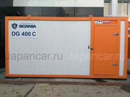 Генератор SCANIA DG400C 2017 года во Владивостоке