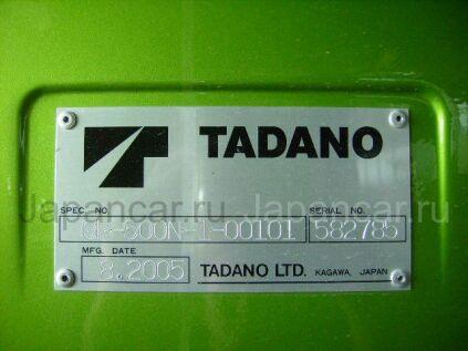 Автокран TADANO GR500N-1 2005 года в Японии