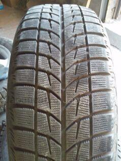 Зимние шины Bridgestone 195/60 16 дюймов б/у в Бийске