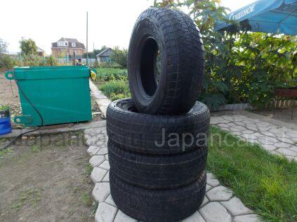 Зимние шины Bridgestone Blizzak dm-v1 275/70 16 дюймов б/у в Комсомольске-на-Амуре