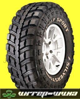 Грязевые шины Silverstone Mt-117 sport 285/75 16 дюймов новые во Владивостоке