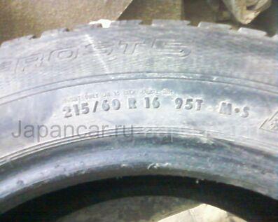 Зимние шины Gislaved 215/60 16 дюймов б/у в Барнауле