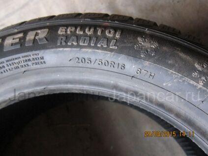 Зимние шины Techking Effiplus epluto i 205/50 16 дюймов б/у в Иркутске