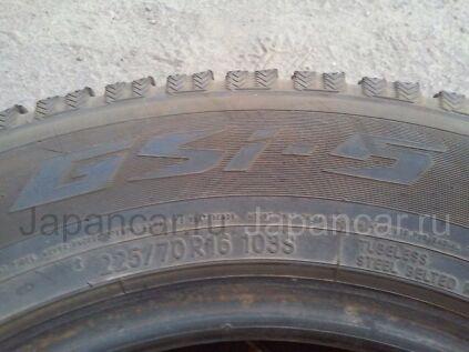 Зимние шины Toyo 225/70 16 дюймов б/у в Бийске