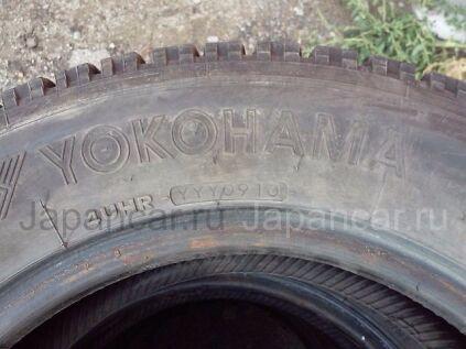 Зимние шины Yokohama 175/70 14 дюймов б/у в Бийске