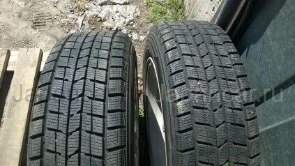 Зимние шины Dunlop dsx 195/60 16 дюймов б/у в Челябинске
