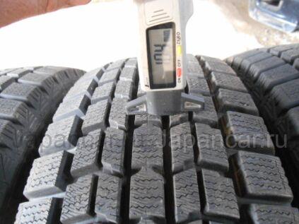 Зимние шины Danlop Sj7 215/70 15 дюймов б/у во Владивостоке