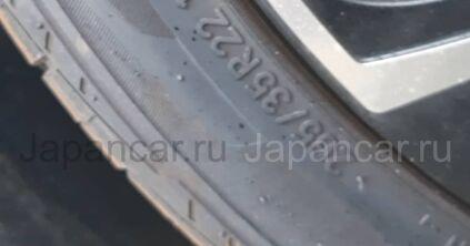 Летниe колеса Toyo Extensa hp 265/35 22 дюйма б/у во Владивостоке