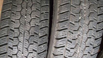 Зимние шины Dunlop Sp lt 01 225/70 16117115 дюймов б/у во Владивостоке