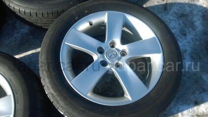 Диски 17 дюймов Mazda ширина 7 дюймов вылет 50 мм. б/у в Челябинске