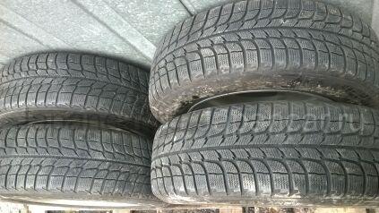 Зимние шины Michelin x-ice 225/65 17 дюймов б/у в Челябинске