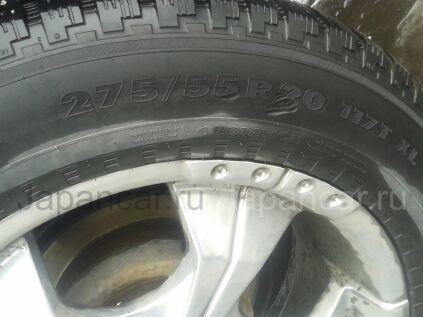 Зимние колеса 275/55 20 дюймов б/у в Кургане